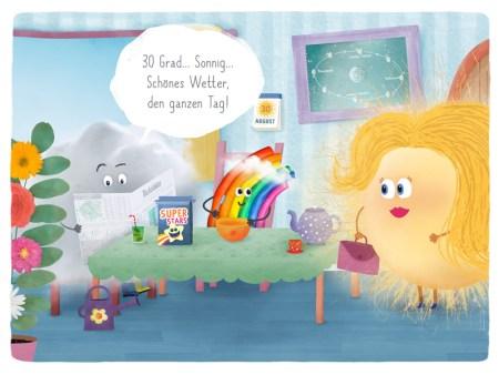 Rudi Regenbogen Kinderbuch App