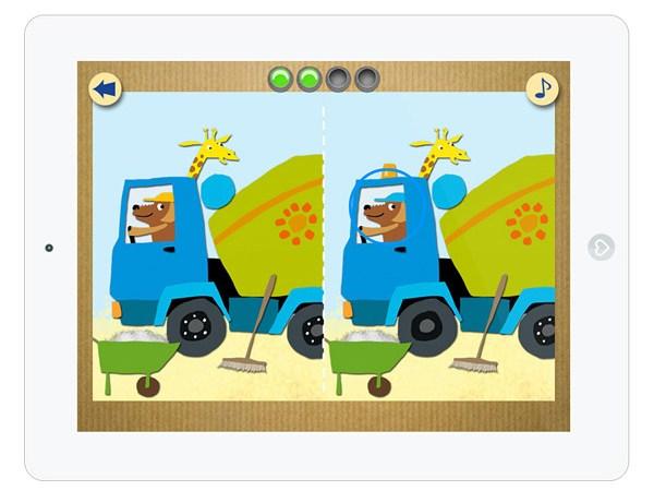 Minispiele für Kleinkinder im Bundle