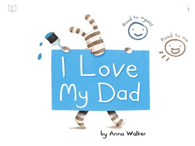 Kinder Bilderbuch App über Liebe zum Vater