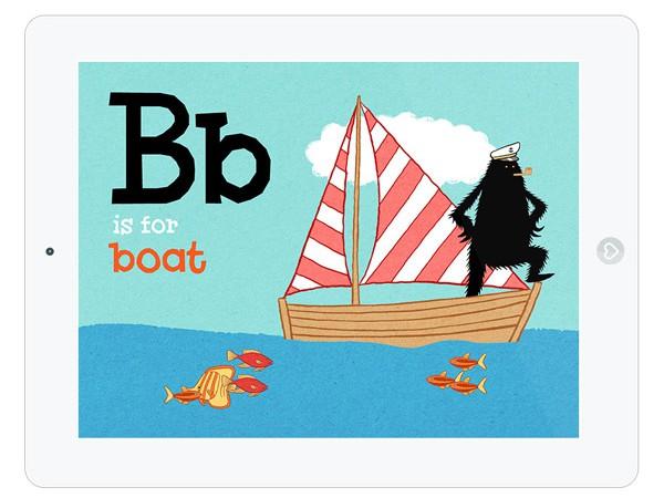 Kinder Lern App Alphabet und Zahlen
