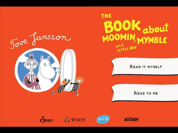 englische Kinderbuch App