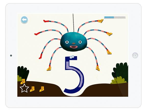 Mathe Lern App für Kinder