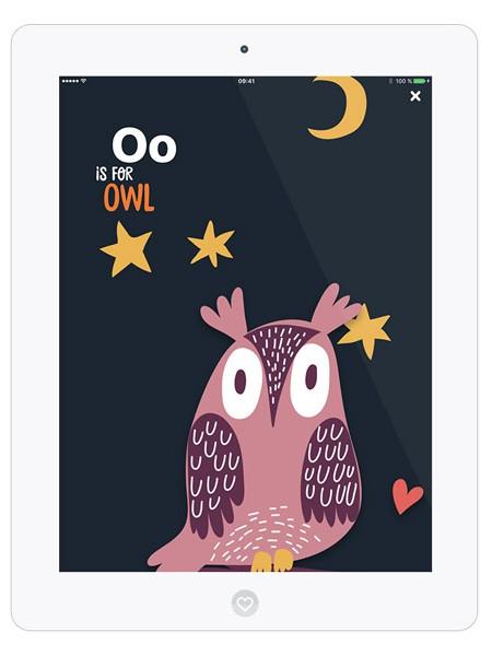 Zwei gute englischsprachige ABC Lern Apps für Kinder