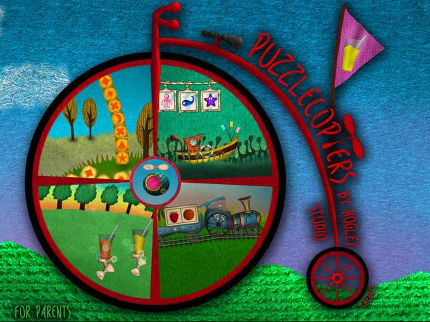 Lehrreiche Spiele App für Grundschulkinder
