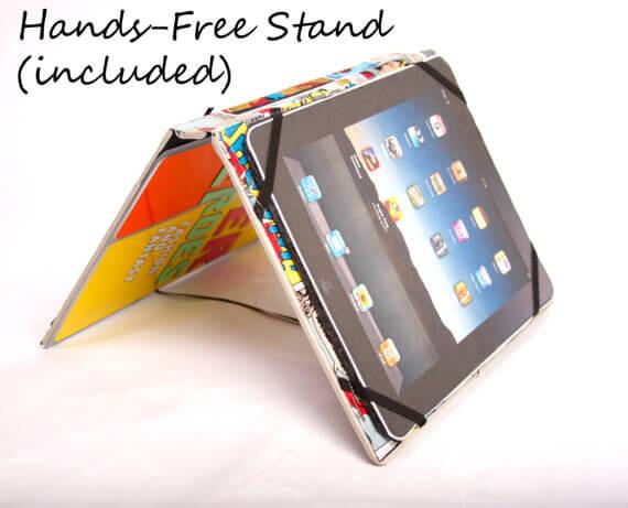 iPad Hüllen aus alten Büchern – Tablet Halterung
