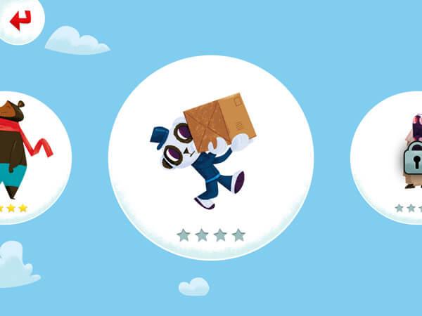 Suchbild App für Kleinkinder