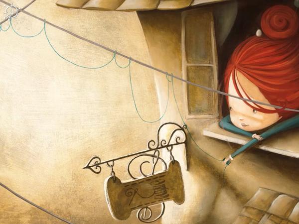 Bezaubernde Kinderbuch App über Wünsche