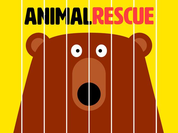 Kinder Bilderbuch App über Tierschutz
