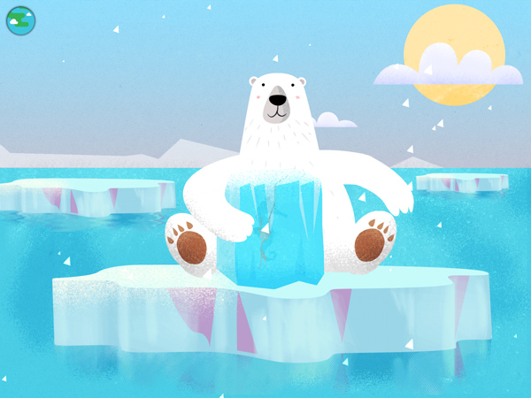Kapu Planets: eine wunderschöne, tierische und spielerische Weltreise für Kids