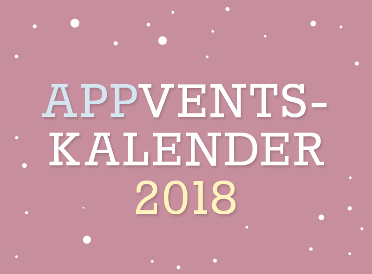 Kinder App Adventskalender Gratis Codes Verlosung 2018
