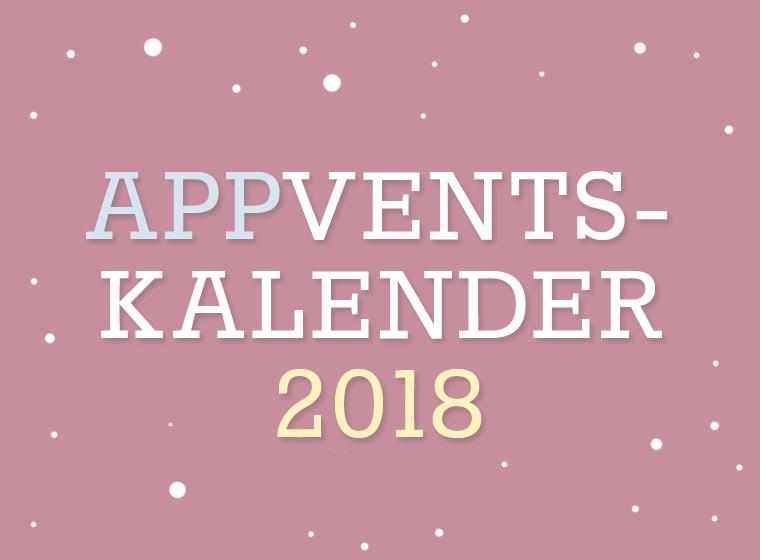 Der Ene Mene Adventskalender 2018: Hinter jedem Türchen Gratis-Codes für die besten Kinder-Apps!