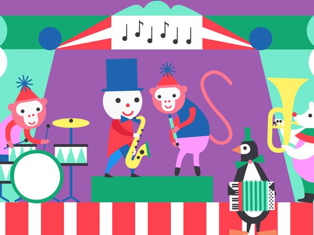 Tolle Musik App für Kinder mit klassischer Musik