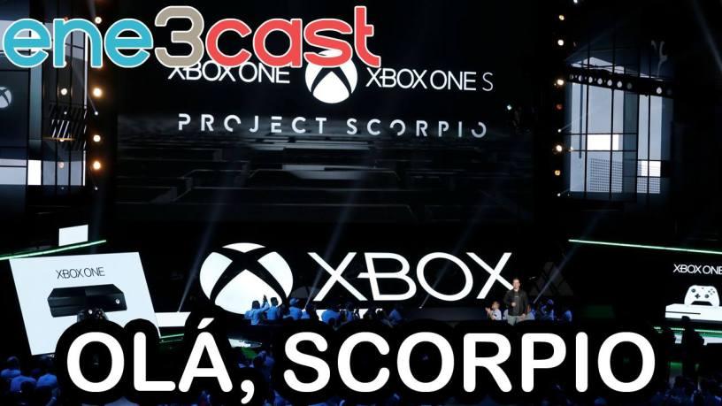ene3cast xbox scorpio