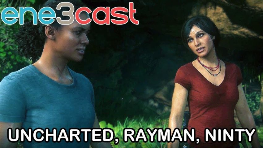 ene3cast 131 - Uncharted Lost Legacy e Nintendo Direct