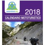 Calendario 2018 dei Pastori in Moto: un anno in sella