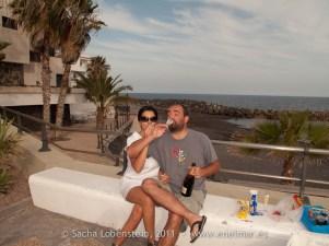 20110514 1849 - Chari, Las Eras, Sacha - Buceadores