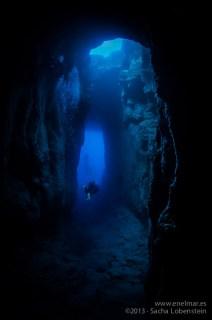 20130216 1650 - enelmar.es - El Tunel de Garachico, Juan, Moises