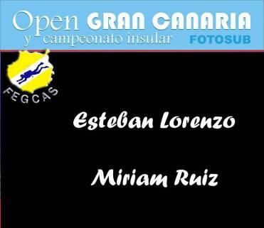 Esteban Lorenzo y Míriam Ruis: 134 puntos