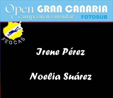 Irene Pérez y Noelia Suárez: 185 puntos