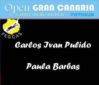 Carlos Iván Pulido y Paula Barbas: 136 puntos