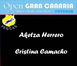 Aketza Herrero y Cristina Camacho: 147 puntos