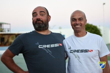 2 Sacha Lobenstein y Carlos González Acebes - 200 pts
