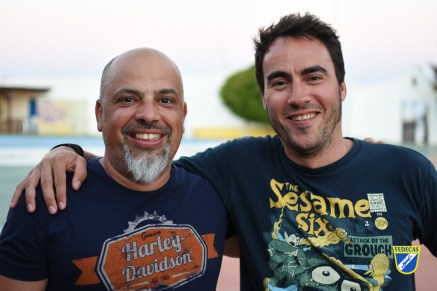 4 Iker Vildosola Gala y Javier Martin Barrios - 189 pts