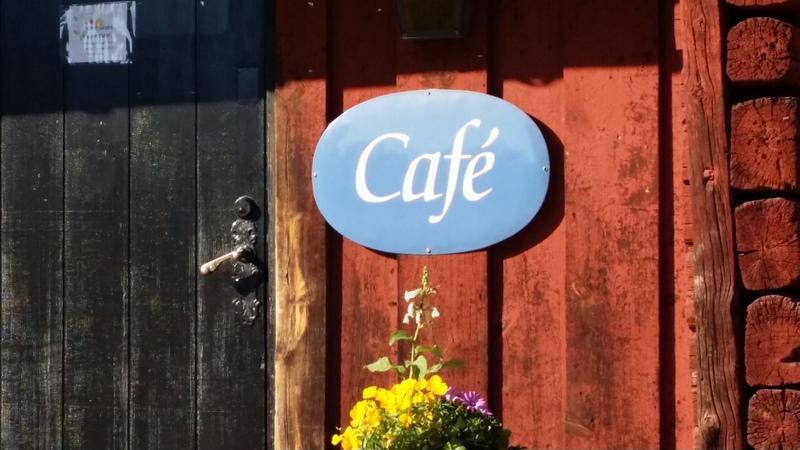 Tyresta Caféskylt