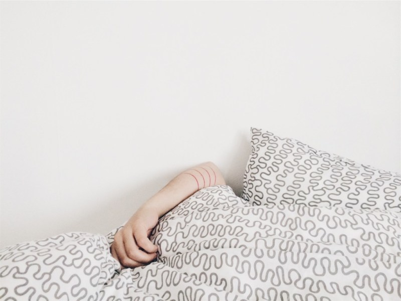 lycka i att sova