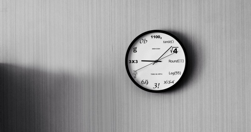 tidsbrist bild på klocka