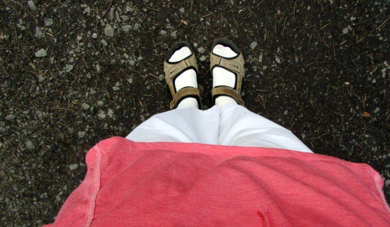 sandaler plus strumpor