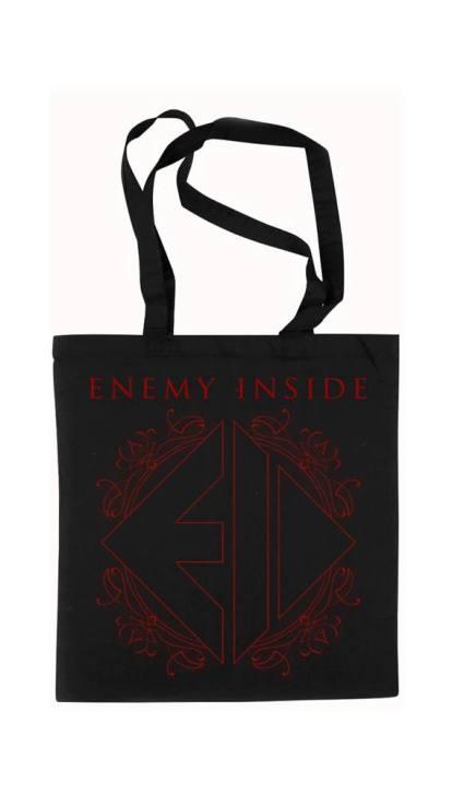 Enemy Inside Merchandise Tote Bag