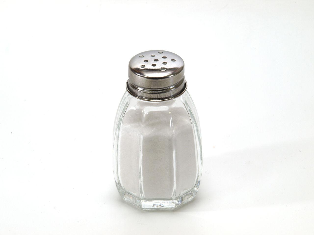 Microplastiche nel sale