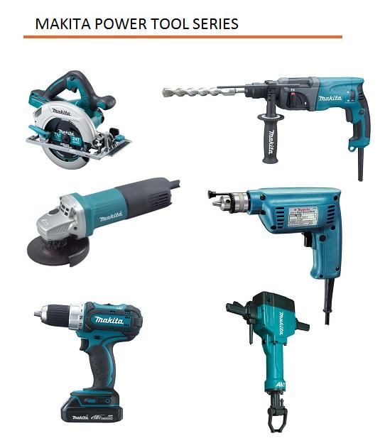 Makita Power Tool Series