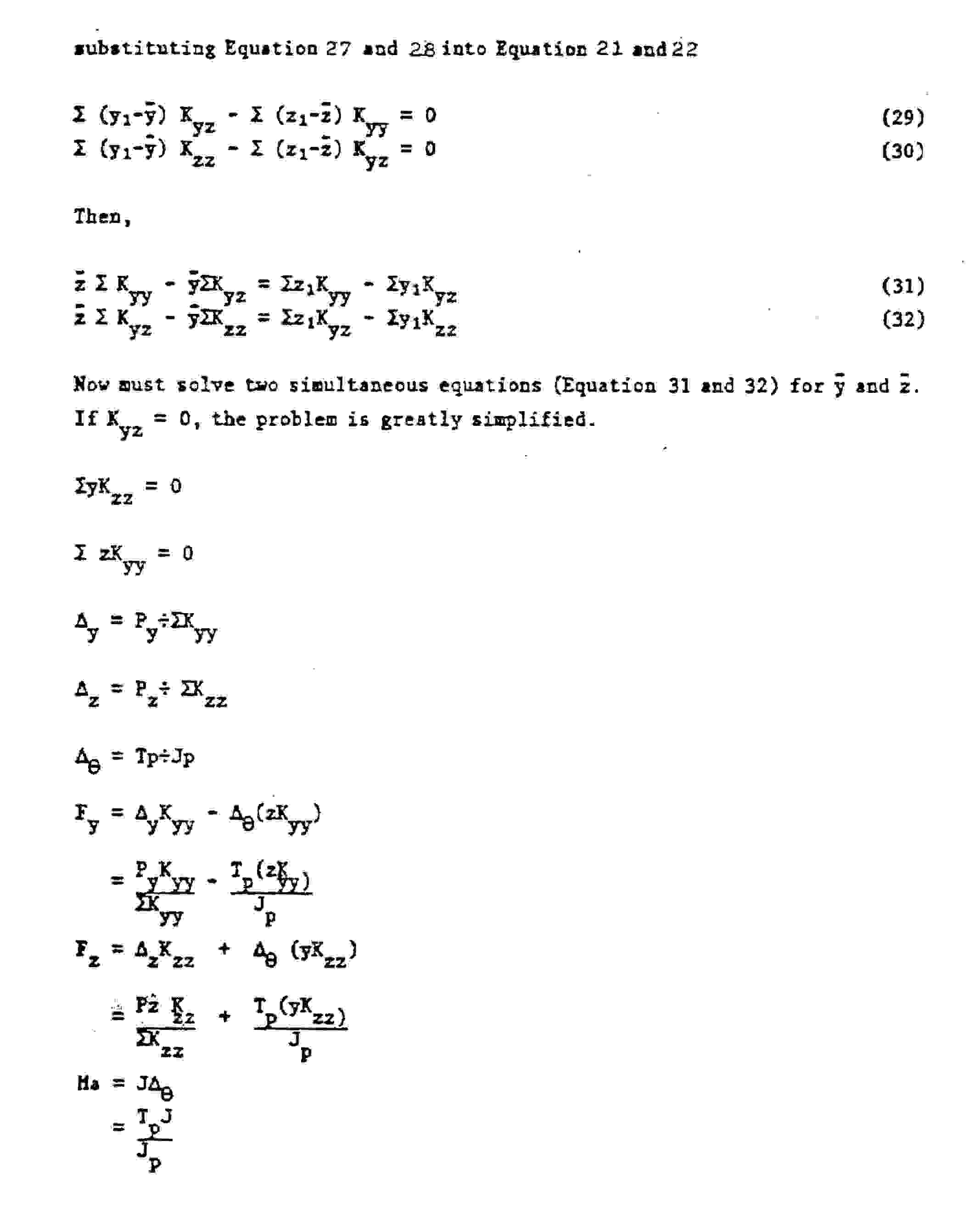 Calculation Modules Gt Miscellaneous Calculation Modules Gt Torsionalysis Of Rigid Diphragm