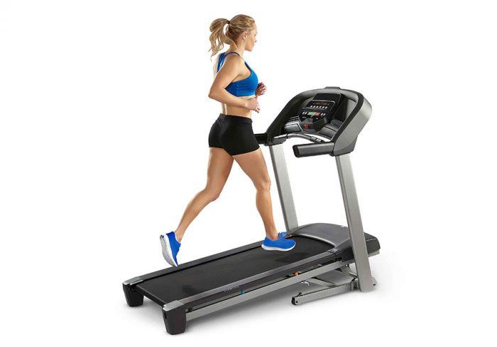 tapis de course pliant horizon fitness t101 cod t101