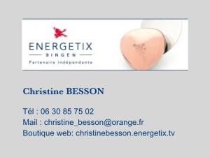 Energetix CARTE VISITE CHRISTINE.005