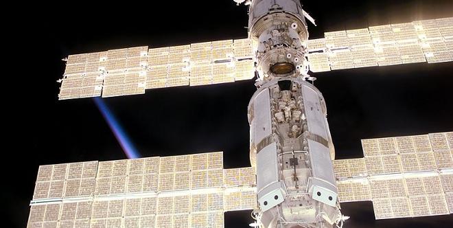Rusia quiere instalar plantas solares en el espacio