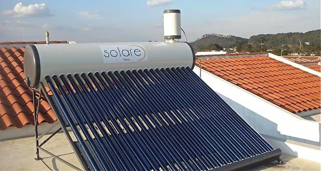 Maneras de provechar la energía solar en el hogar