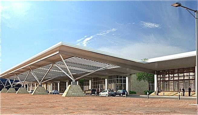 Galápagos tiene el aeropuerto más ecológico del mundo