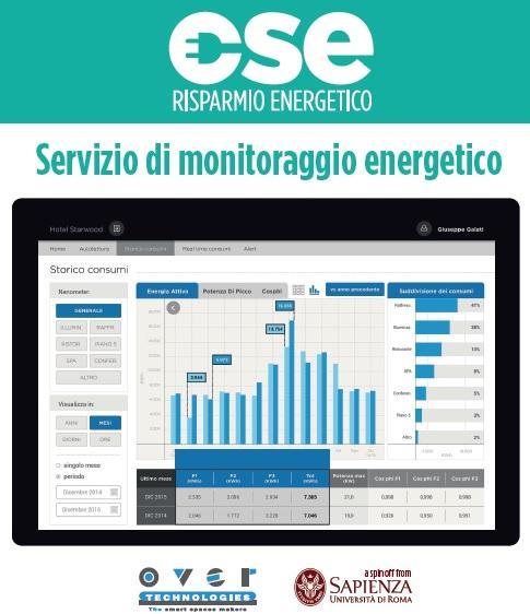 CSE-SErvizio Monitoraggio Energetico