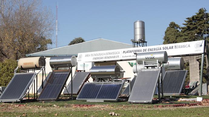 Incentivos y sostenimiento de las ventas: las expectativas de fabricantes nacionales de equipos de energía solar térmica