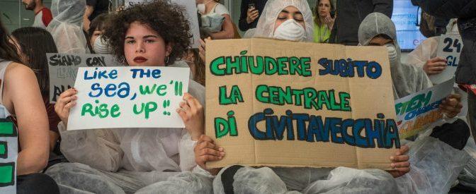 Idrogeno e rinnovabili al posto del carbone a Civitavecchia?