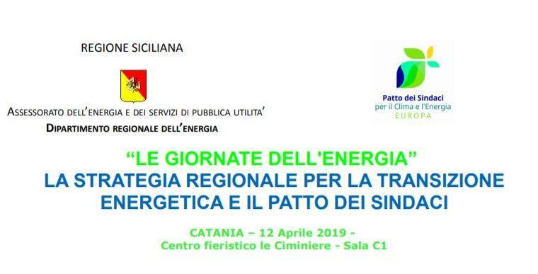 Le giornate dell'Energia in Sicilia