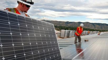 La fotovoltaica europea creará 30.000 puestos de trabajo en cinco años