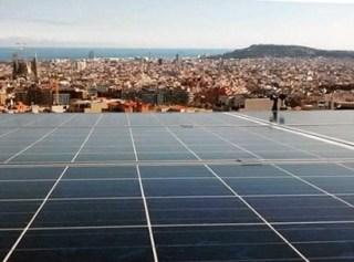 El Ayuntamiento de Barcelona pone en marcha una nueva instalación de autoconsumo