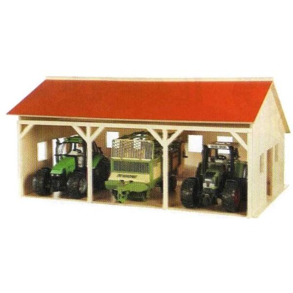 batiment agricole bois jouet