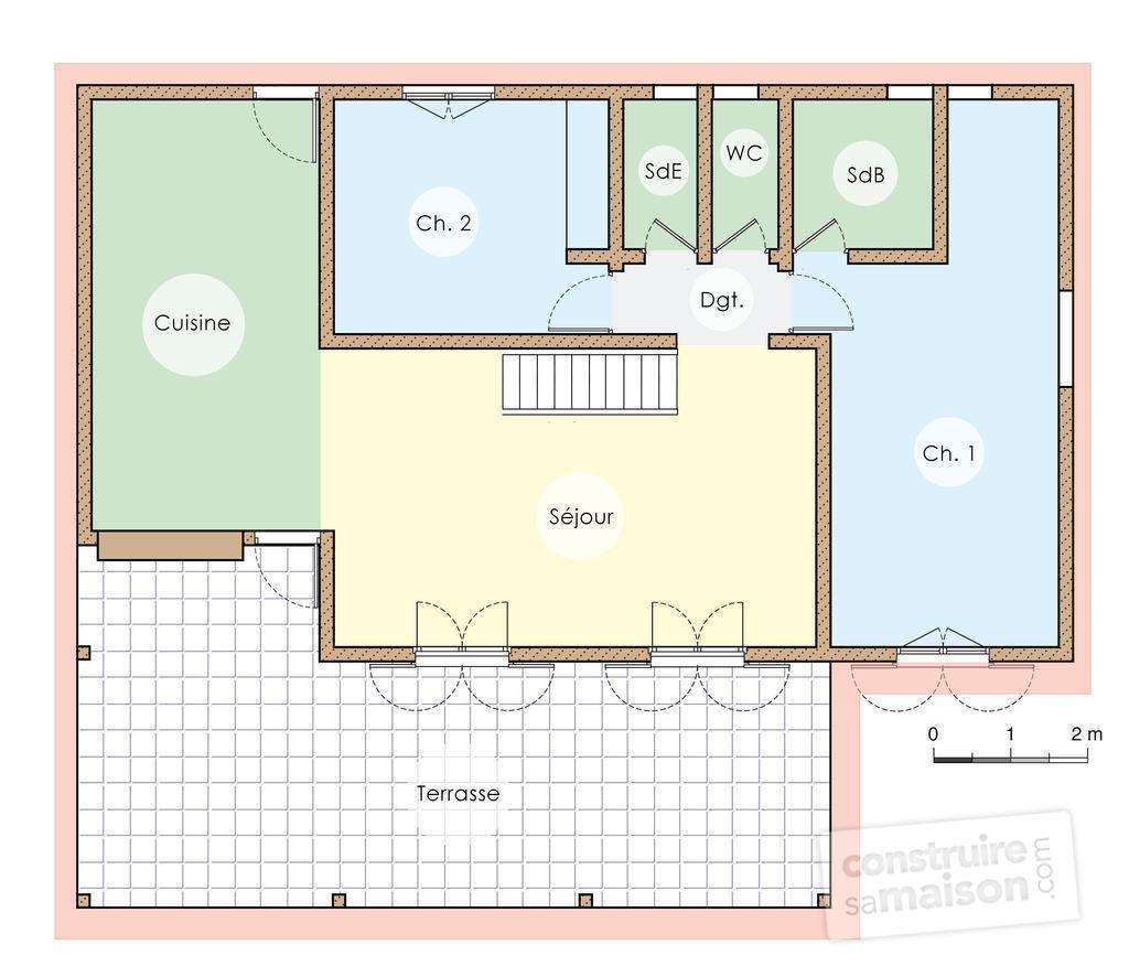 plan construction maison bois guadeloupe