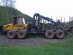 broyeur tracteur
