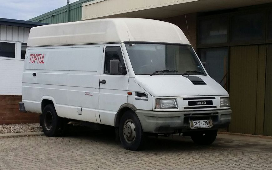 camion occasion benne